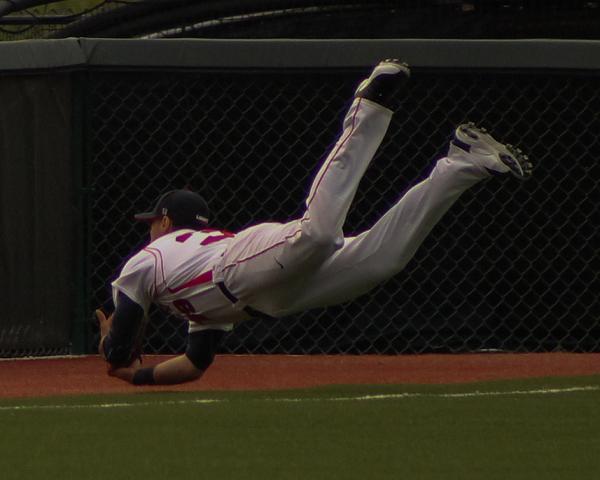 Photos – Baseball vs Virginia Tech