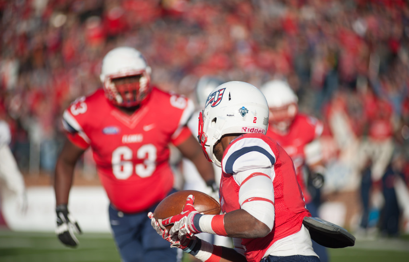 2014 Liberty football season in review