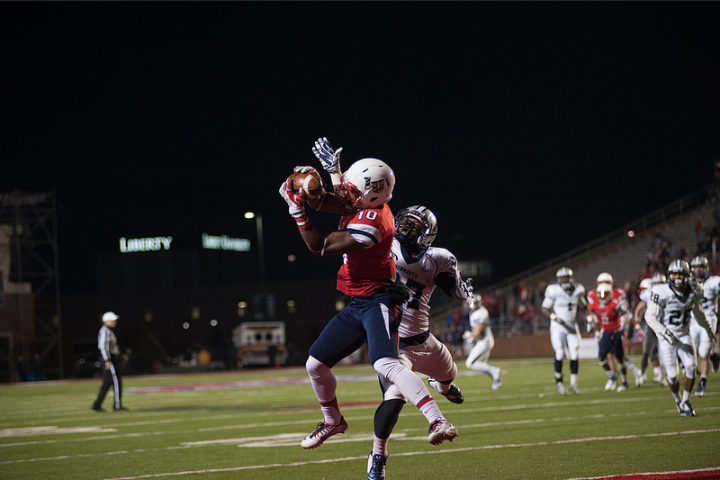 Liberty to face JMU in FCS Playoffs