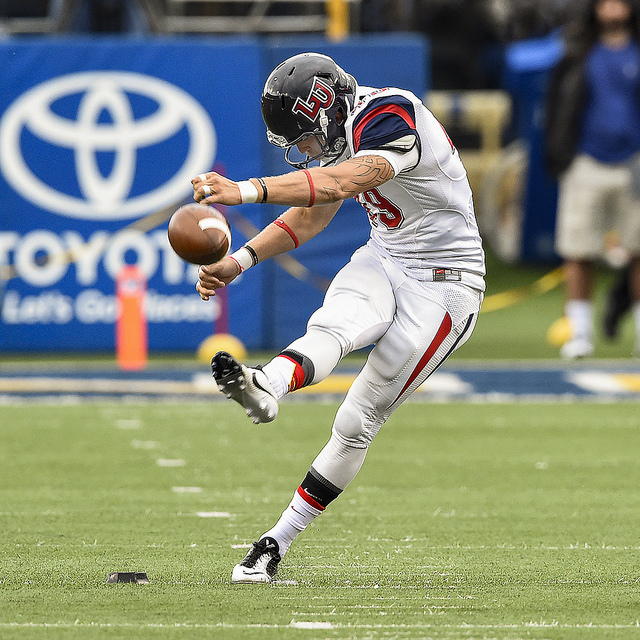 Lunsford invited to NFL Combine