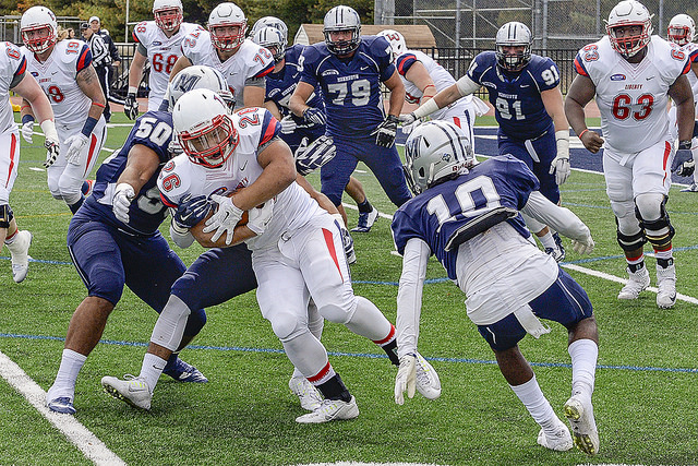 Photo Gallery – Football @ Monmouth