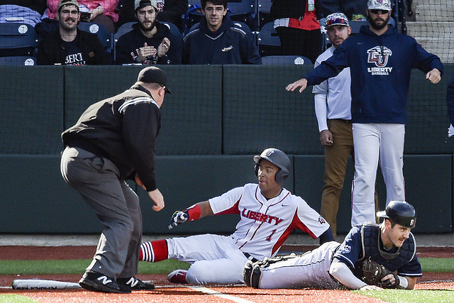 Liberty Beats  Longwood, Now One Win Away From Championship Game