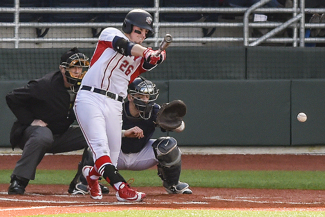 Flames Take Care of Business; Sweep Radford
