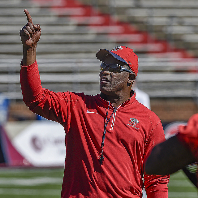 Flames pick up first commitment for class of 2017