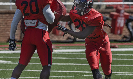 Spring Practice Photo Gallery #2