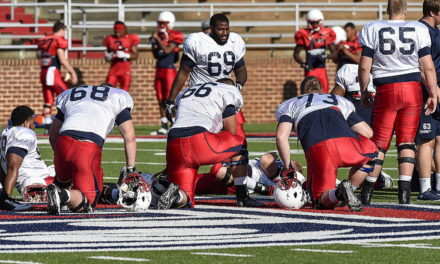 Training Camp Update – Offensive Line