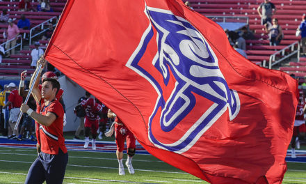 Flames Schedule Football Series with North Texas