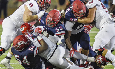 Quick-hit notes: Jacksonville State