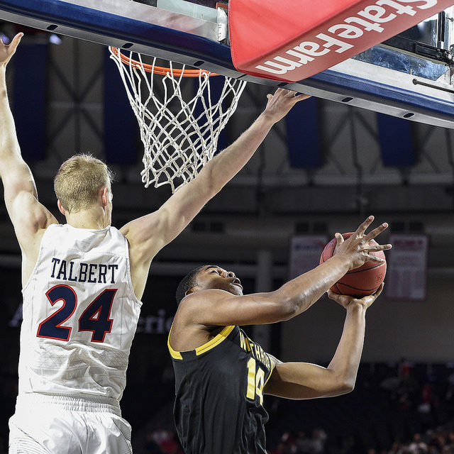 Showdown With Defending Big South Champ Looms