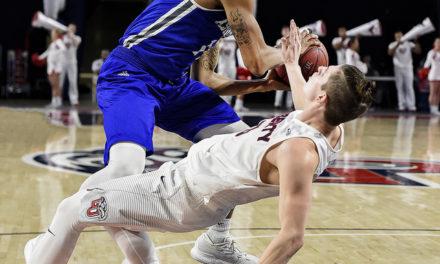 Photo Gallery – Basketball vs UNCA