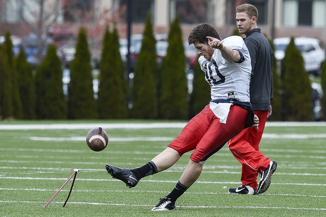 Spring Football Update – March 7, 2018