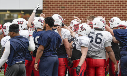 Liberty spring football roster updated with a few surprises