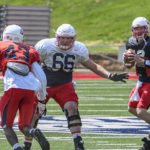 Updated Football Roster Released