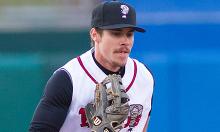 Ian Parmley called up by the Blue Jays