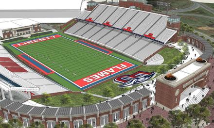 Liberty Set to Expand Stadium to 25,000