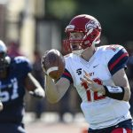 ESPN Football Power Index Projects Liberty to win 4.5 games in 2018