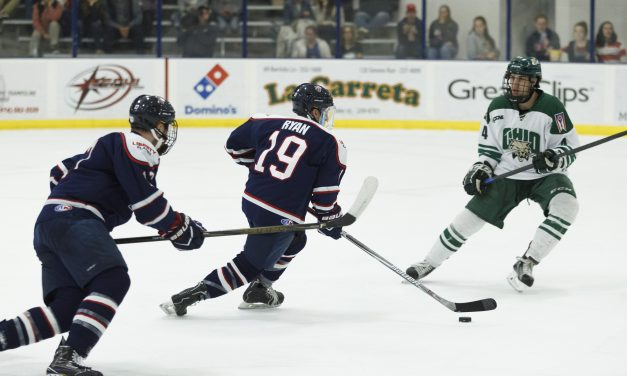 Liberty Hockey: 3 Stars of The Weekend Syracuse Edition