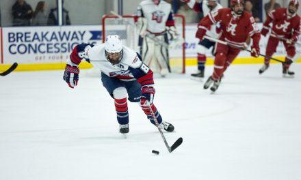 Q&A With Syracuse Hockey Broadcaster Dana Grey