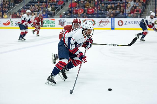 Hockey Locks Down Weekend Shutout of Rutgers