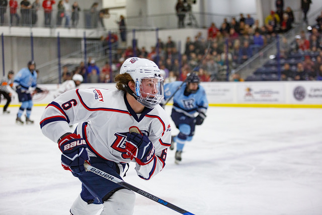 Liberty Hockey: 3 Stars of the Weekend Rutgers Edition