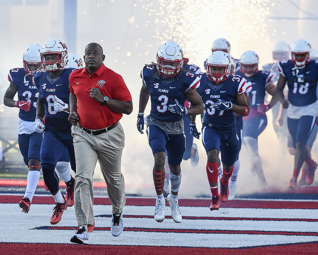 Liberty Football Week in Review: Saint Francis