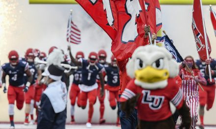 Liberty game against Norfolk State moved to December 1st