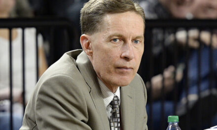 Liberty AD Ian McCaw thinks Liberty has Power Five potential, open to conference opportunities