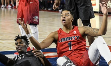 Liberty and High Point square off Thursday night