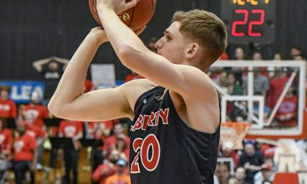 Keegan McDowell to transfer from Liberty