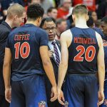Getter to UVA, Kevin Anderson Joins Staff