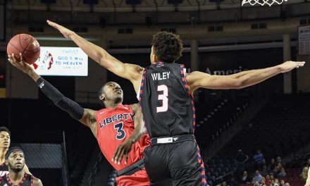 Liberty falls to UIC in CIT Semifinals