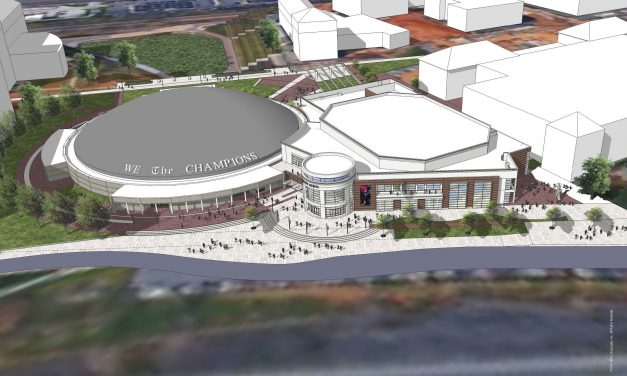 Liberty to build new arena