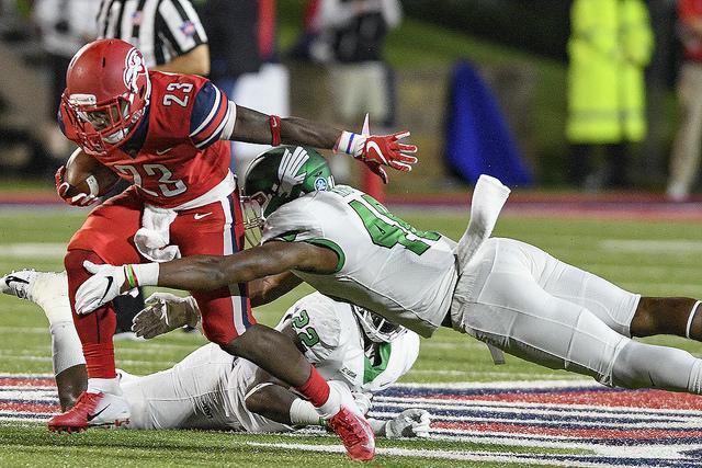 Liberty Football Week in Review: NMSU