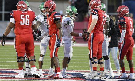 Photo gallery – football vs North Texas