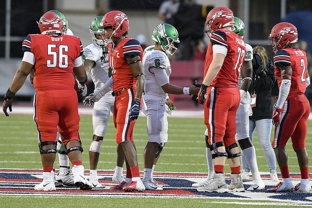 Liberty Football Week in Review: North Texas