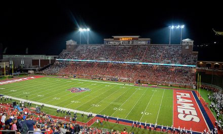 Could a CAA team fill void on Liberty's schedule?