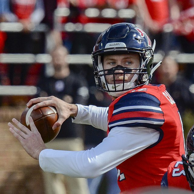 2019 Liberty Football Game by Game Projections