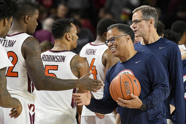 Flames and Hokies meet with a spot in the Sweet 16 at stake