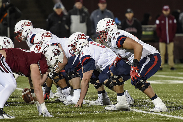 Liberty offers German, former Cal OL prospect