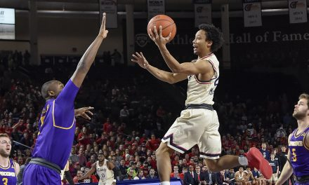 Flames hope to rebound from emotional loss in key ASUN matchup with NJIT