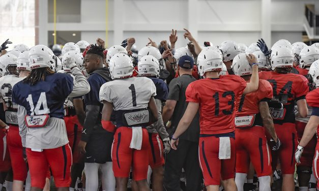 Liberty welcomes nearly 100 visitors for the first of two Junior Days this spring