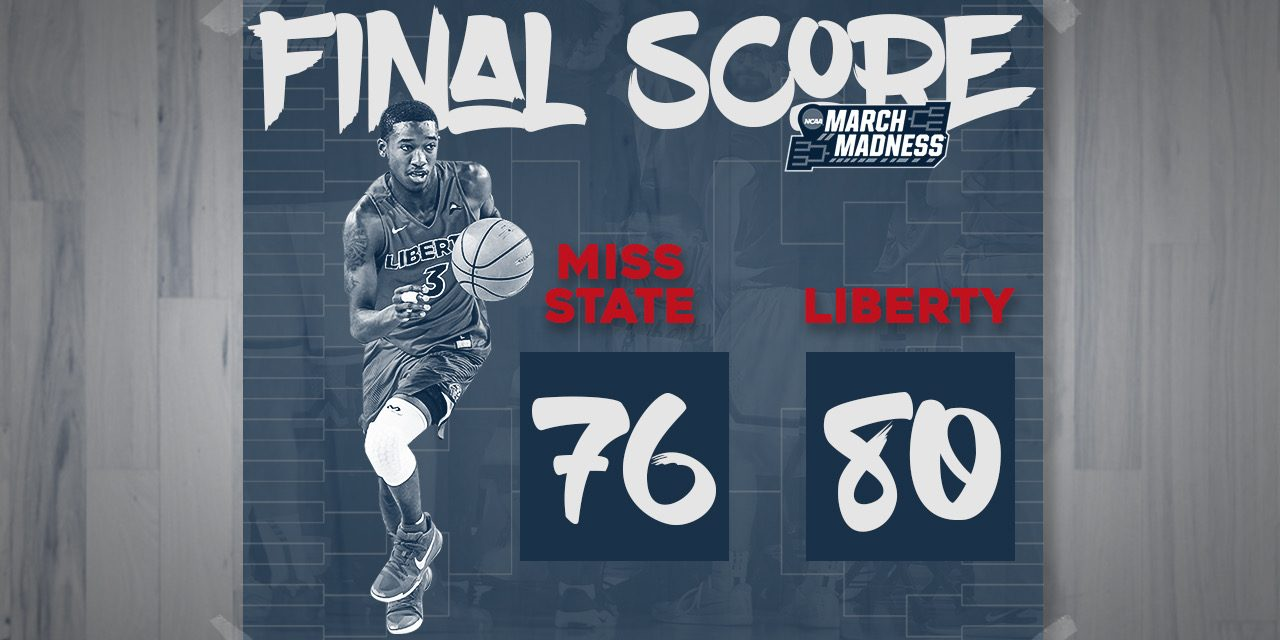 Flames knock off Miss. St. for first ever NCAA Tourney win
