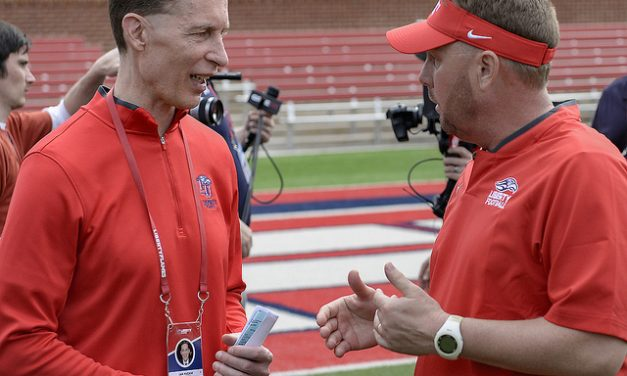 Liberty wraps up spring practice, looks ahead to 2019 season