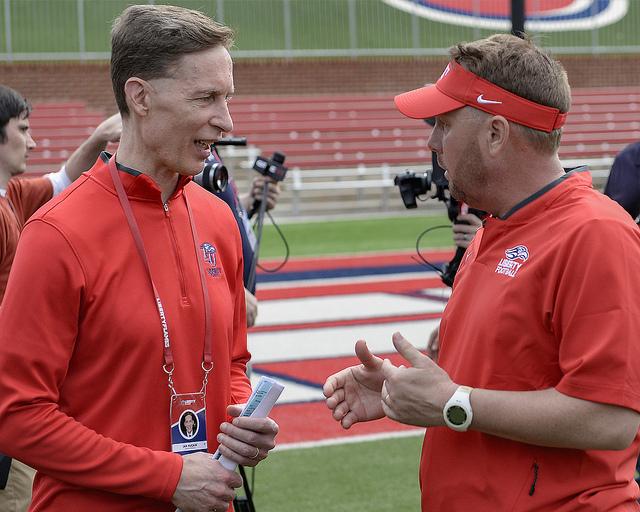 Liberty wraps up spring practice, looks ahead to 2019 season