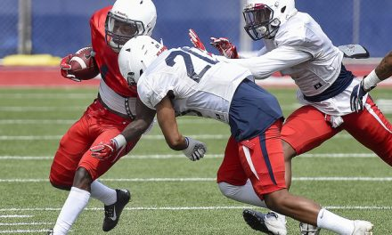 Tim Coutras commits to Coach Freeze, Liberty