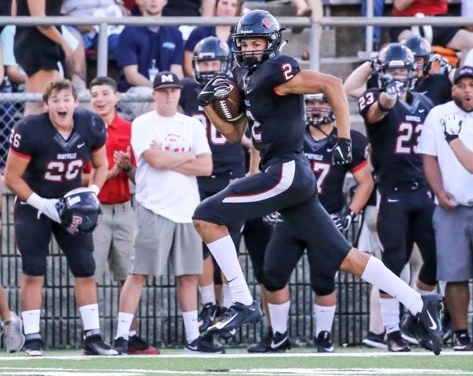 Liberty WR Commit Ashton Maples Comes from a Winning Program