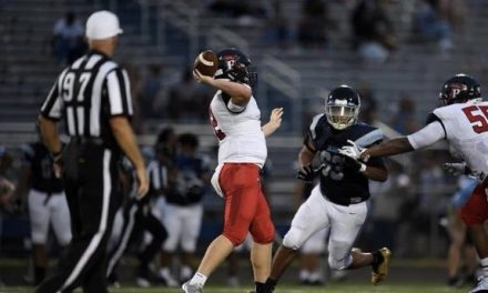 Liberty's newest commit, Jordan Bradford, is excited for future opponents on Flames' schedule