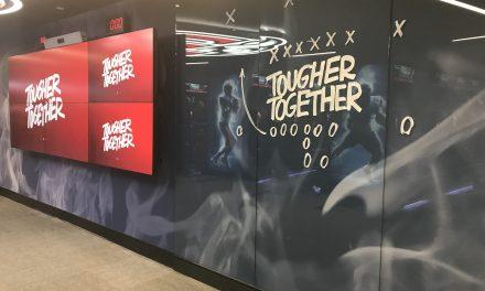 New Locker Room Ready for Season Opener