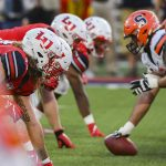 Liberty's history against all FBS members