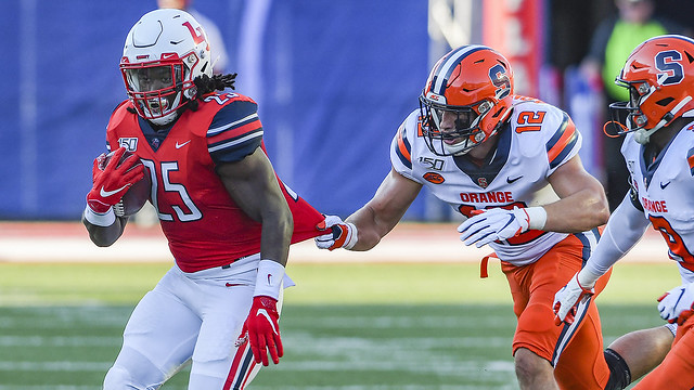 Liberty remains first option for Syracuse football's non-conference game